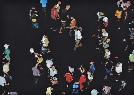 Daniele Galliano, 'Constellations Kreuzberg', 2015