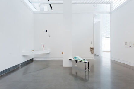 Juan Betancurth, 'Virtues of Disequilibrium', 2015