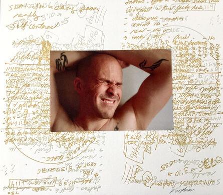Robert Siegelman, 'Missing Pages (portrait)', 2013