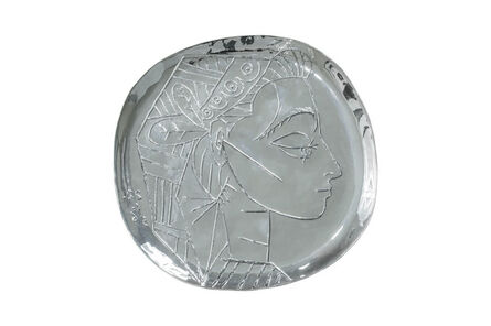 Pablo Picasso, 'Profil de Jacqueline', Post-War