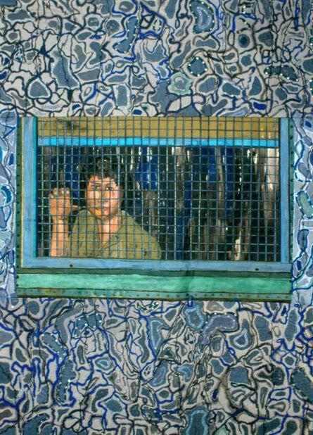 Pacita Abad, 'Caught at the border', 1991