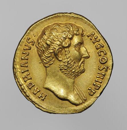 Unknown Artist, 'Aureus of Hadrian', 134-138