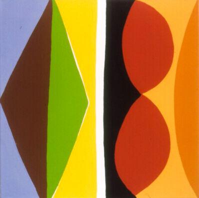 Kim MacConnel, 'Untitled Canvas #3', 2004