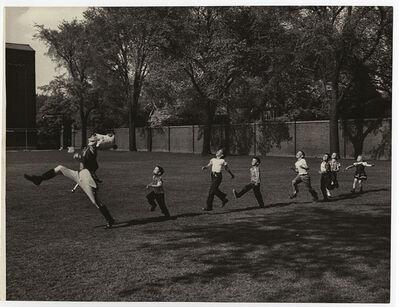 Alfred Eisenstaedt, 'Drum Major, University of Michigan', 1950/1950