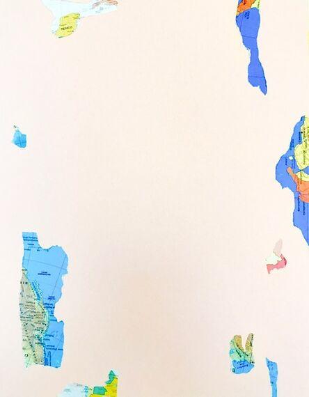 Karlo Andrei Ibarra, ' Geografía interrumpida #3 / interrupted geography #3', 2017