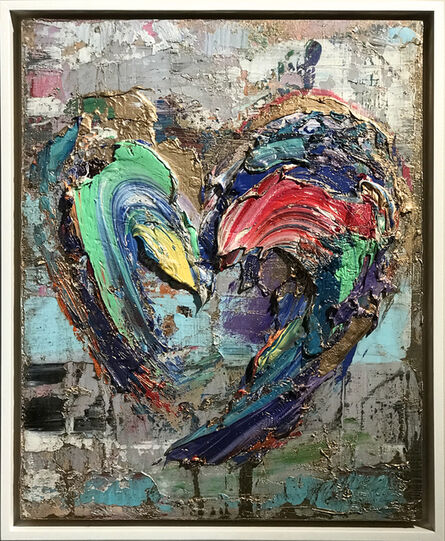 Tanner Lawley, 'A Time For Love', 2018