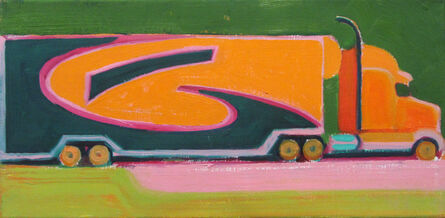 Adrianne Lobel, 'Reliable Trucks', 2017