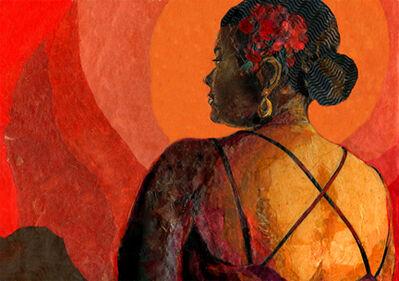 Leslie Printis, 'Caribbean Woman'