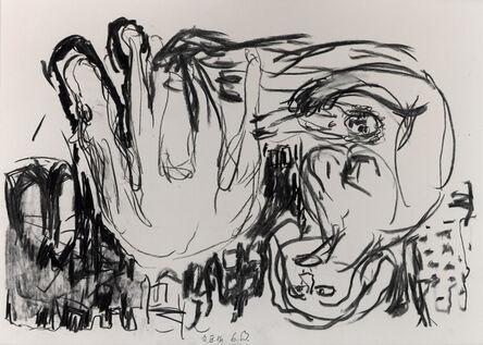 Georg Baselitz, 'Ohne Titel. 12.IX.86', 1986