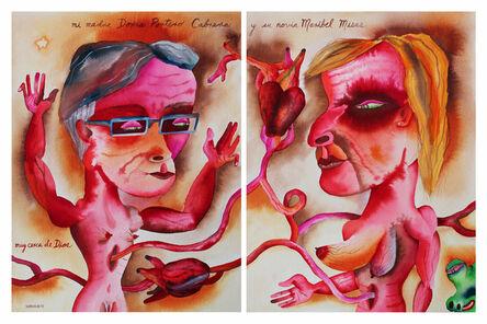 Eduardo Sarmiento, 'Doris Portero Cabrera & Maribel Misas - My Mother and her Girlfriend', 2012