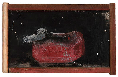Miles Cleveland Goodwin, 'Melted Gas Can', 2016