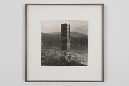 Perejaume, 'Postaler (Banyoles)', 1984