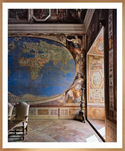 Ahmet Ertug, 'Villa Farnese, Detail from the Room of the World, Caprarola', 2016