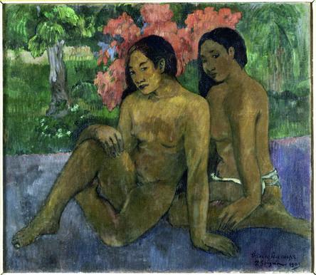 Paul Gauguin, 'Et l'or de leur corps (And the Gold of Their Bodies)', 1901