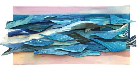 Katia Bulbenko, 'Blue Blue Ocean', 2018