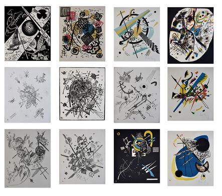 Wassily Kandinsky, 'Small Worlds   Kleine Welten', 1922