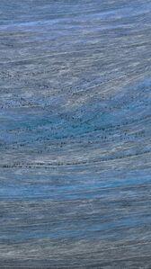 Michal Rovner, 'Blue Field', 2018