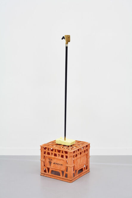 Oscar Enberg, 'When the cream cannot be churned into butter, and is bewitched, one should take it from the churn, boil it and chop it with knives and swords. The witch will then come to borrow something. If you don't lend, the spell is broken', 2018