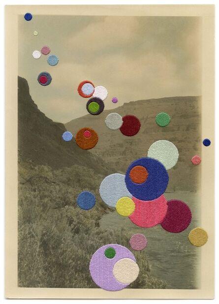 Julie Cockburn, 'Evensong', 2015