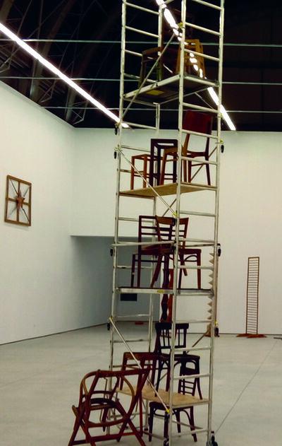 Teodor Graur, 'Tower Installation', 2016