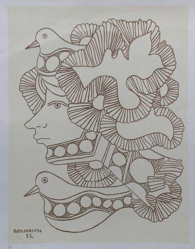 René Portocarrero, 'Flora', 1982