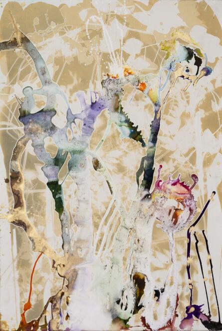 Caroline Bullock, 'Wayfinding (Thistle)', 2020