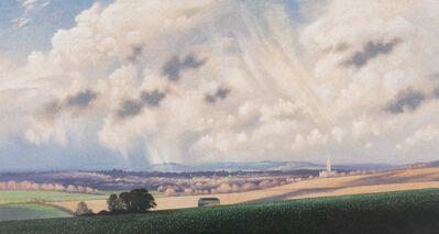 James Lynch (b. 1956), 'Salisbury Cathedral '