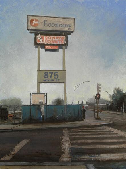 Andrew Haines, '875 Morton St', 2017