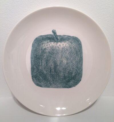 Joo Lee Kang, 'Table Top #1 Fuji Apple', 2014