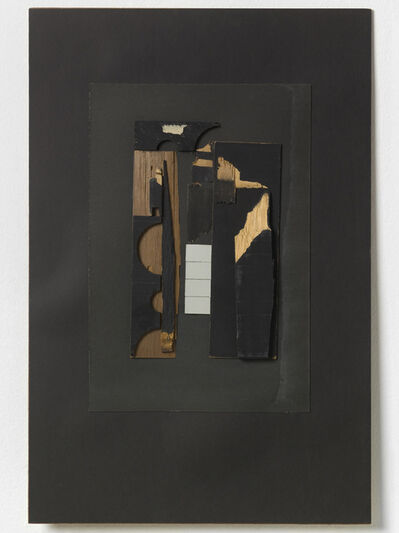 Louise Nevelson, 'Untitled', 1968