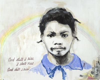 Joan Baez, 'Maya Angelou', 2017