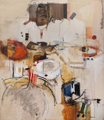 Larry Rivers, 'The Drummer', 1958