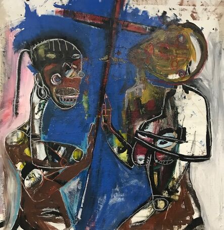 Genesis Tramaine, 'Birth of a Nation', 2018