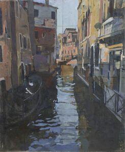 Ken Howard, 'Rio Di San Giovanni II', 2020