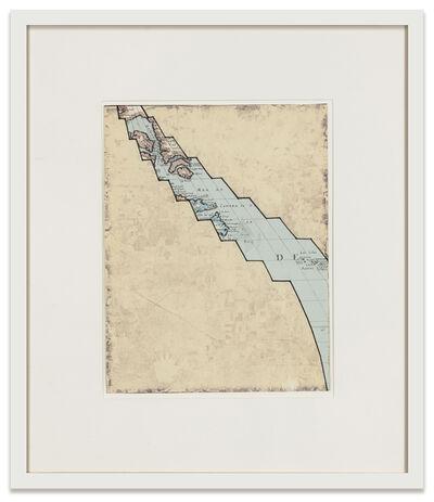 Robert Smithson, 'Mer De Canada', 1967