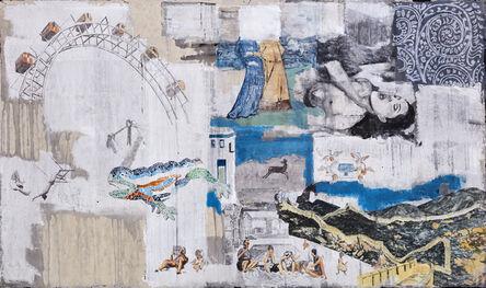 Wang Haichuan, 'Entertained to death 娱乐致死', 2013
