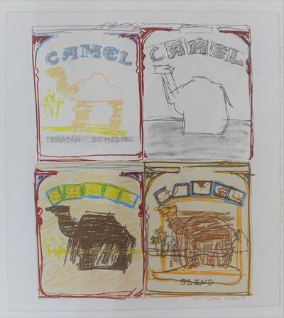 Larry Rivers, 'Four Camels', 1978
