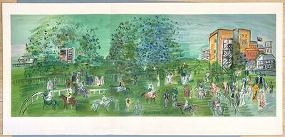 Raoul Dufy, 'Ascot', 1969