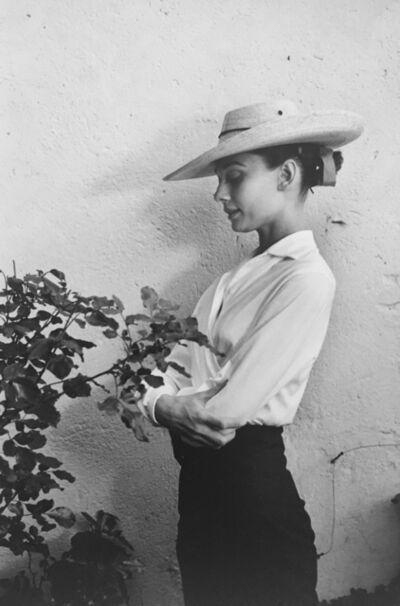 Inge Morath, 'Audrey Hepburn', 1959