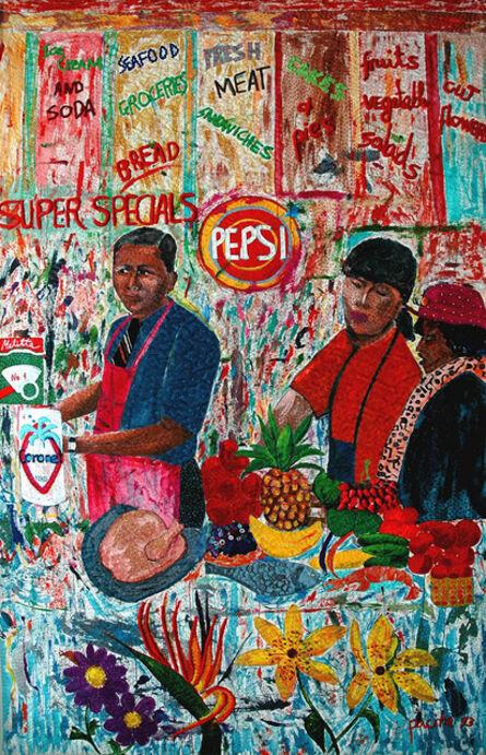 Pacita Abad, 'Korean shopkeepers', 1993