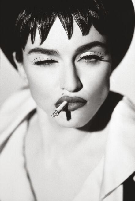 Herb Ritts, 'Madonna VI, San Pedro', 1990