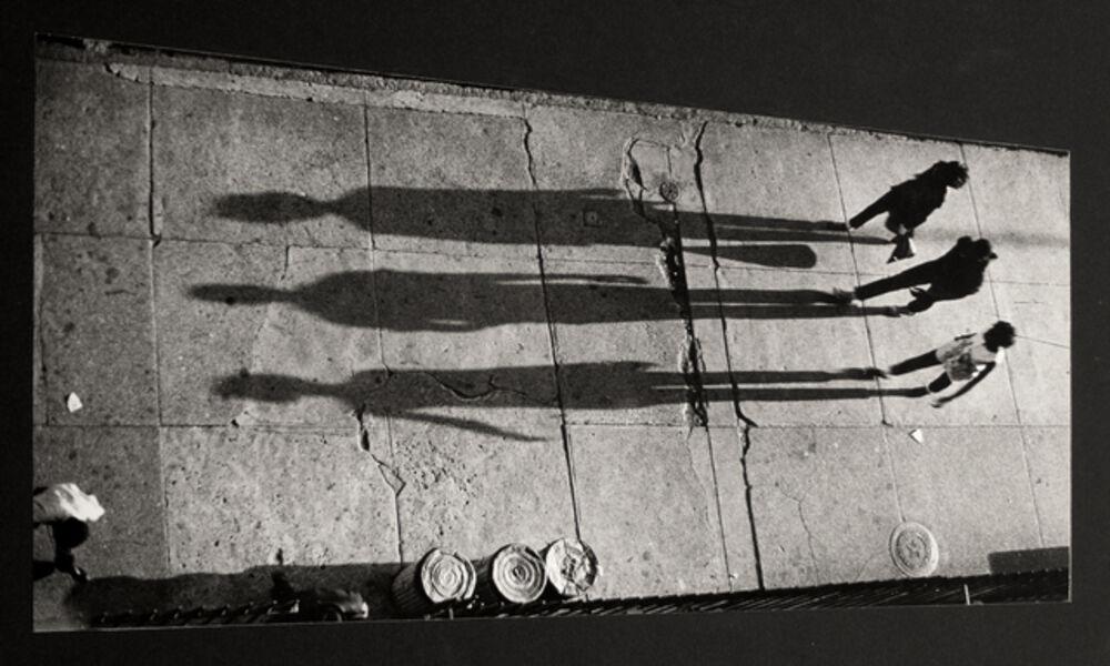 Adger Cowans, 'Three Shadows', 1968