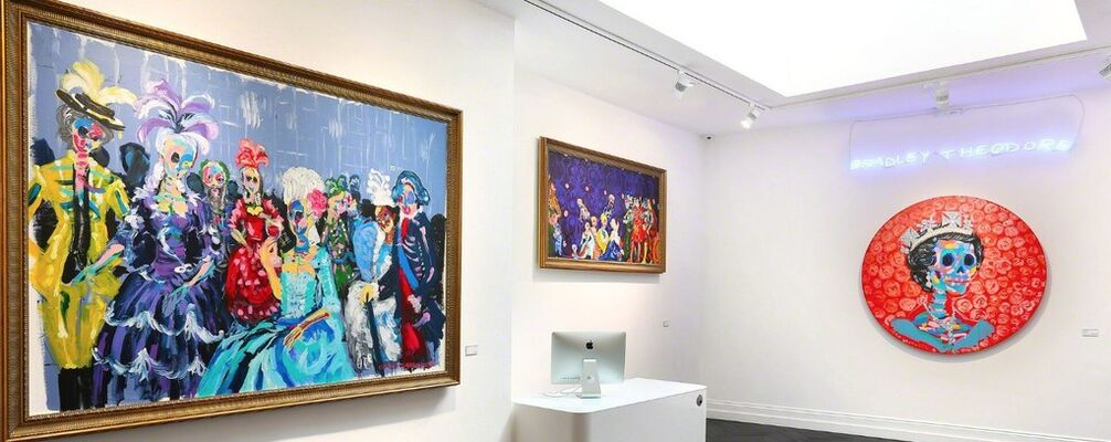 Bradley Theodore - Son of the Soil, installation view