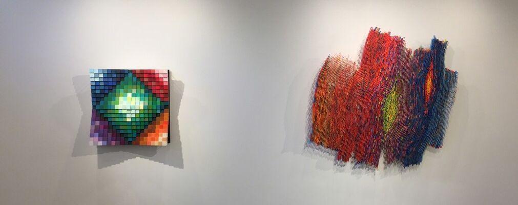 Chromatic Perceptions, installation view