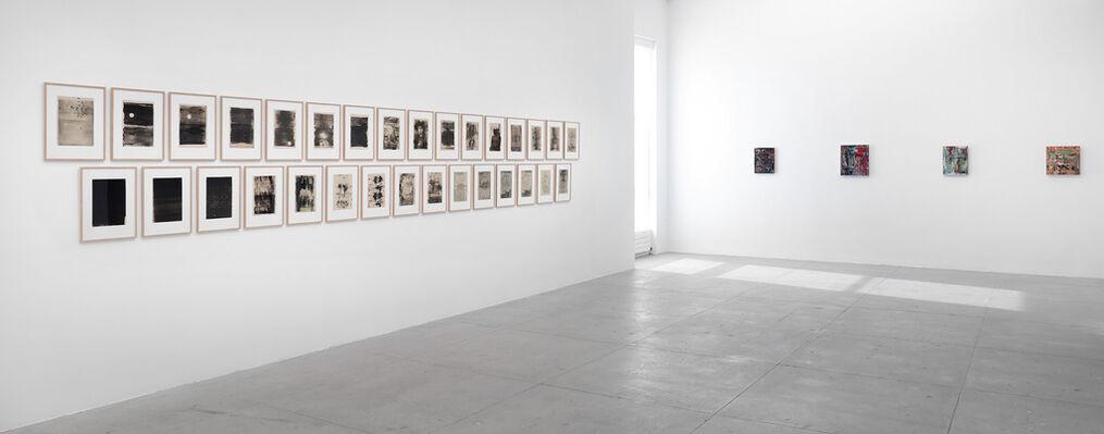 Gerhard Richter, installation view