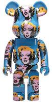 Andy Warhol, 'Andy Warhol Marilyn Monroe 1000% Bearbrick Figure', 2020
