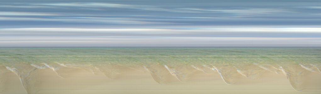 Jay Mark Johnson, 'COZUMEL WAVES #6  Cozumel, Mexico, 2009', 2009