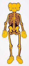 Companion Skeleton (Orange)