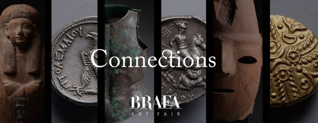 ArtAncient at BRAFA 2018, installation view