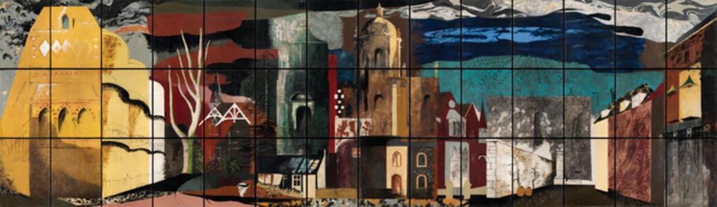 John Piper, 'The Englishman's Home', 1951
